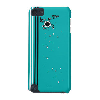 Cherry Blossoms Falling Petals iPod Touch (5th Generation) Cases