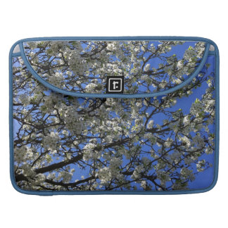 """Cherry Blossoms in Spring 15"""" Laptop Sleeve Sleeves For MacBook Pro"""