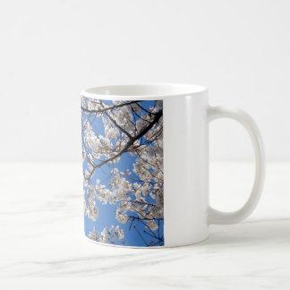 Cherry Blossoms in Washington DC Coffee Mug