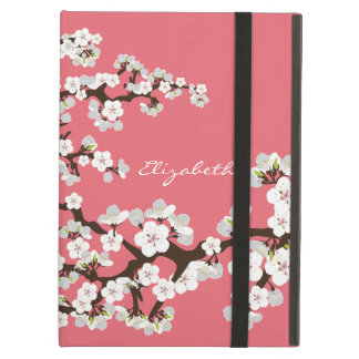 Cherry Blossoms iPad 2, 3, 4 Case with Kickstand Cover For iPad Air