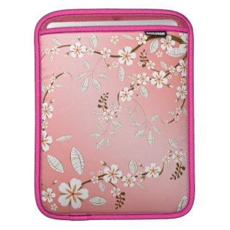 Cherry Blossoms iPad Sleeve