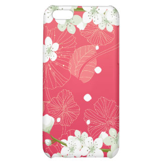 Cherry Blossoms iPhone 4 Cover For iPhone 5C