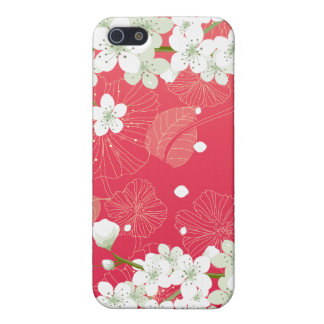 Cherry Blossoms iPhone 4 iPhone 5 Case