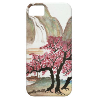 Cherry Blossoms iPhone 5 Cases