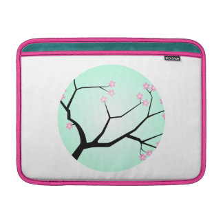Cherry Blossoms Macbook Sleeve