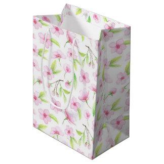 Cherry Blossoms Medium Gift Bag