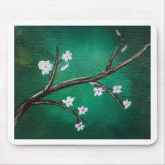Cherry Blossoms Mouse Mat