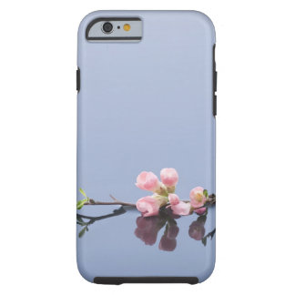 Cherry blossoms on water tough iPhone 6 case