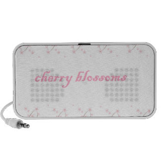 Cherry Blossoms PC Speakers