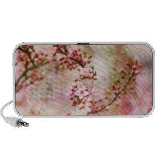 Cherry Blossoms Photo Speakers