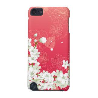 Cherry Blossoms Sakura iPod Touch 5G Cases