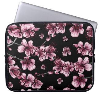 Cherry Blossoms Sakura Laptop Computer Sleeves