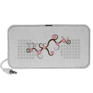 Cherry Blossoms Speaker System