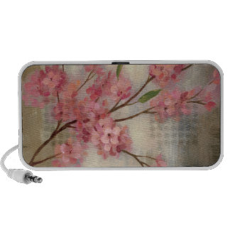 Cherry Blossoms Laptop Speakers