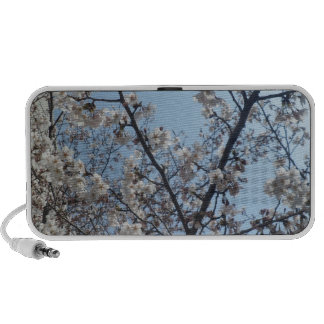 Cherry Blossoms Travelling Speakers