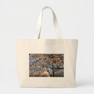 Cherry Blossoms Washington DC Bags