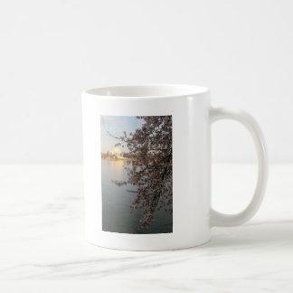 Cherry Blossoms Washington DC Coffee Mugs