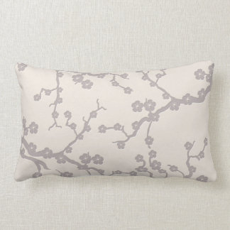 Cherry Blossons Lumbar Cushion