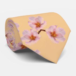 Cherry Blosssom Cluster Tie