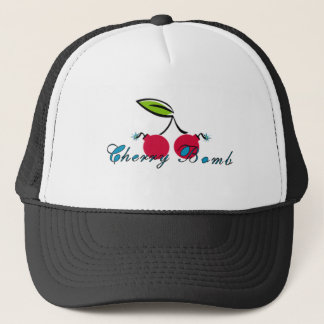Cherry Bomb Trucker Hat