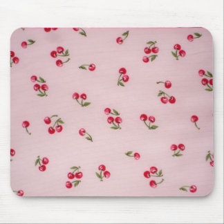 Cherry, Cherry Quite Contrary Mouse Mat