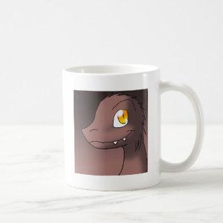 Cherry Cola Tint Microraptor Basic White Mug