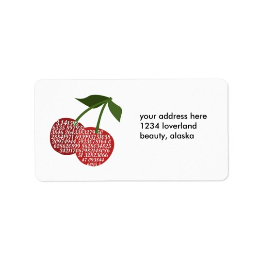 Cherry Complete Pi Label