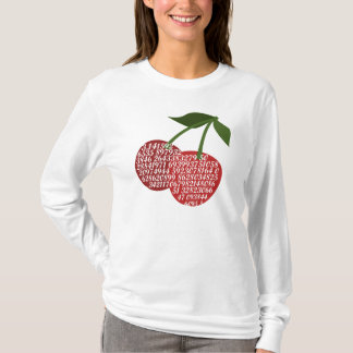 Cherry Complete Pi T-Shirt