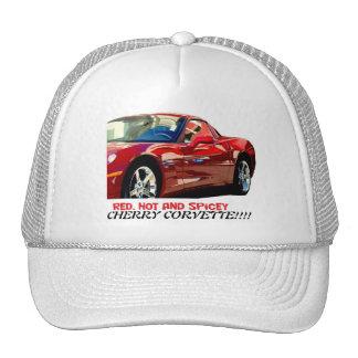 Cherry Corvette Cap