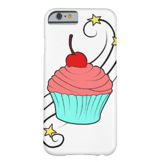 Cherry Cupcake iPhone 6 Case Barely There iPhone 6 Case