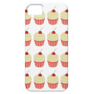 Cherry Cupcakes iPhone 5 Case