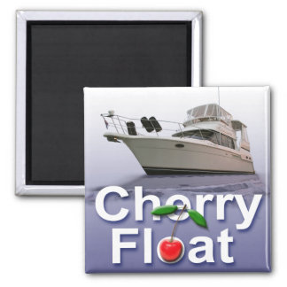 Cherry Float Magnet