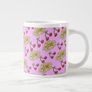 Cherry Flower Mug