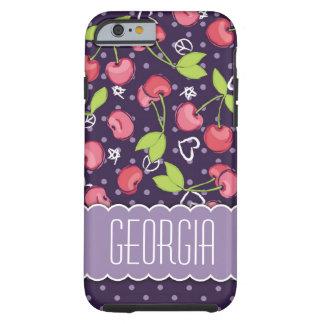 Cherry Fun iPhone 6 case