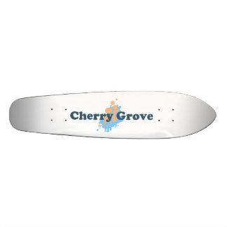 Cherry Grove. 19.7 Cm Skateboard Deck