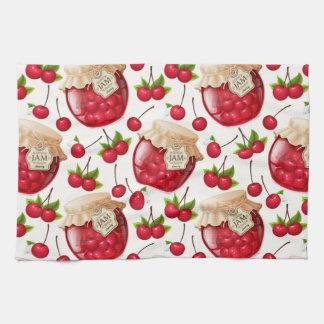Cherry Jam Towel
