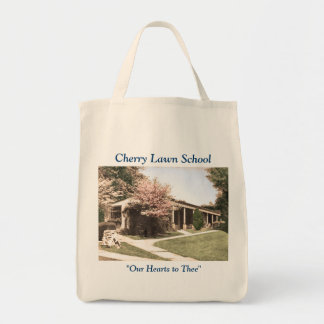 Cherry Lawn School Tote Bag