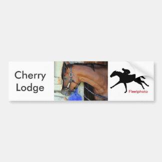 Cherry Lodge Bumper Sticker
