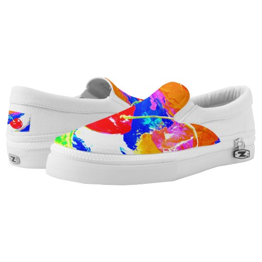 Cherry on Top Artist Slip On Sneakers