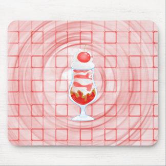 Cherry Parfait Mouse Pad