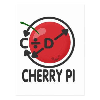 Cherry Pi Postcard