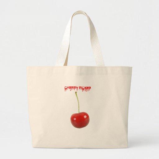 Cherry Picker Tote Bag