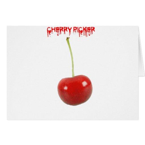 Cherry Picker Cards