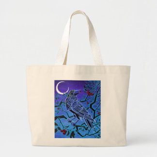 """Cherry Picker"" Jumbo Tote Jumbo Tote Bag"
