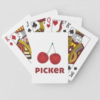 Cherry Picker Poker Deck