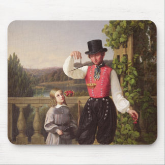 Cherry Pickers Mouse Mat