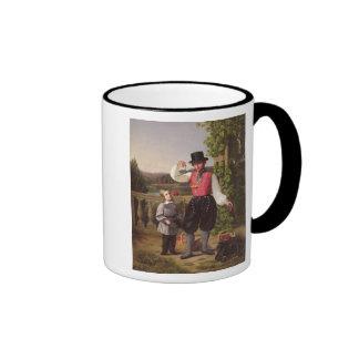 Cherry Pickers Coffee Mugs