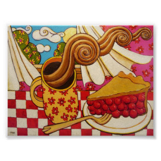 """Cherry Pie"" Poster"