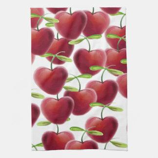 Cherry Pie Tea Towel