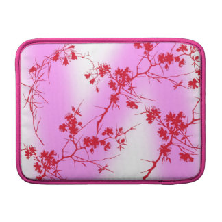 Cherry Pink Blossom Mac Book Sleeve Sleeves For MacBook Air